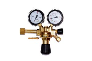 PROFESSIONAL reducing valves for Argon and CO2