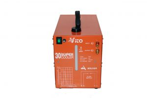 Professional Single phase Water cooling systems VITO 30 SUPER COOLER for welding machines, plasma cutters, etc.