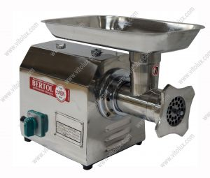 Professional Meat Grinder 28 BN  - STAINLESS STEEL - 1100W