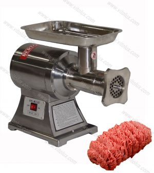 Professional Meat mincer 22BF- 750W - STAINLESS STEEL
