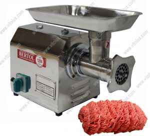 Professional Meat mincer 12 BN - 750 W - STAINLESS STEEL