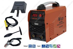 VITO-MMA200 S IGBT Inverter welding + Display - 134 euro
