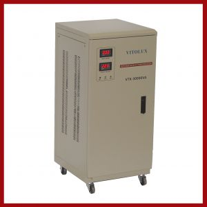 30 KVA Automatic Stabilizer VITOLUX, LED display