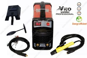 PROFESSIONAL INVERTER welding machine VITO-ARC 160 with digital display