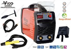 PROFESSIONAL INVERTER welding machine VITO-ARC 200 with digital display