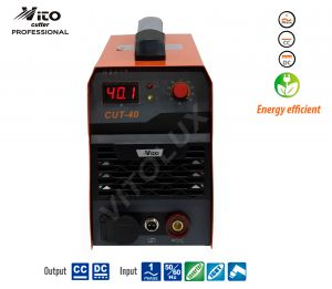 Professional Inverter Plasma Cutting Machines  VITO-CUT 40