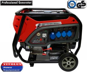 6 KW Single Phase Gasoline Generators for electricity