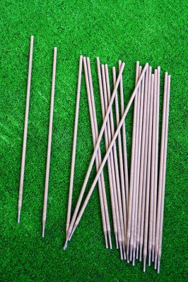 Standard welding electrodes for all kinds of ferrous metals with  dimensions  3,2 mm x 350 mm.